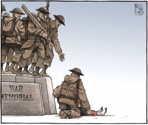 Bruce Mackinnon Halifax Chronicle Herald